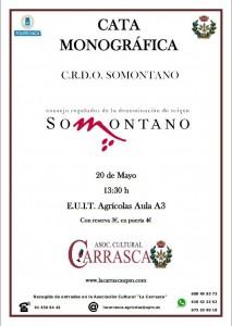 Cartel Somontano