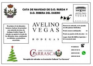 Cartel Avelino vegas-001